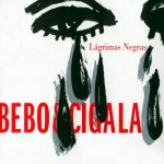 Bebo & Cigala, Lágrimas Negras album artwork