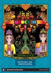La Mercè 2011 programme cover