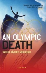 An Olympic Death book cover