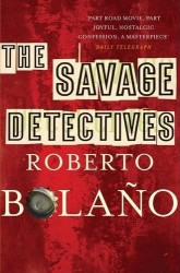 The Savage Detectives book cover
