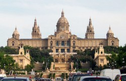 photo of the Palau Nacional