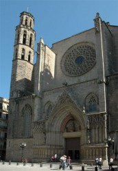 photo of Santa María del Mar