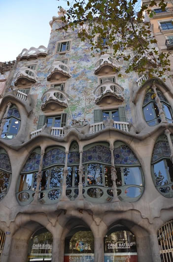 photo of Casa Batlló