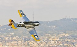 photo of a T-6 Texan