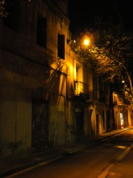 Midnight in Barcelona