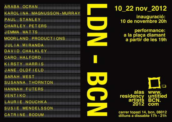 LDN-BCN Exhibition