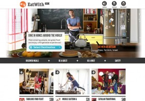 EatWith website