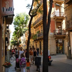 photo of Carrer Verdi in Gràcia