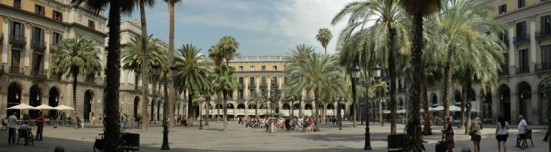 photo of Plaça Reial