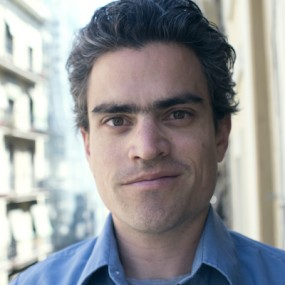 photo of Andrés Bartos