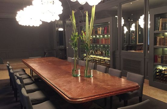 El Principal del Eixample private dining
