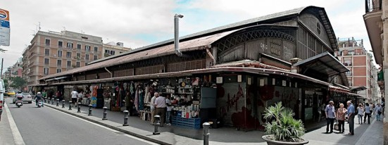 photo of Mercat de L'Abaceria