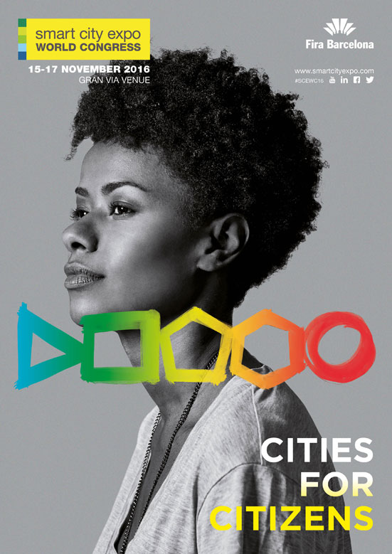 Smart City Expo poster