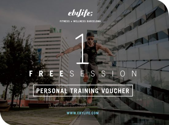 Free Personal Training Session Voucher